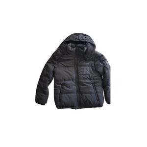 CALVIN KLEIN- מעיל פוף שחור