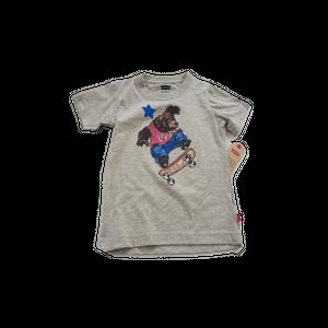 חולצת ליוויס טי שירט דב אפור