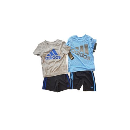 ADIDAS סט 2 חלקים חליפה: מכנס וחולצה