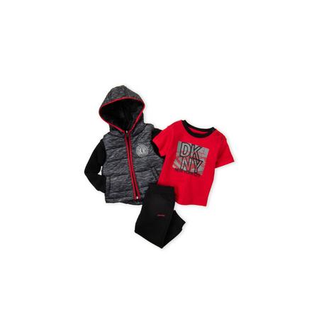 DKNY- סט 3 חלקים דגם hooded