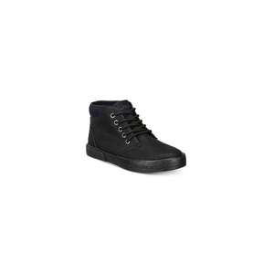 NAUTICA- נעלי נאוטיקה שחורות דגם breakwater