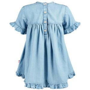 LEVI'S- שמלת ג'ינס ליוויס ruffle trim