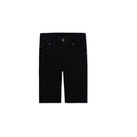 LEVI'S- שורט ג'ינס שחור דגם 511