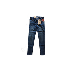 LEVI'S- ג'ינס כחול כהה סופר סקיני דגם 710 סופר סופט