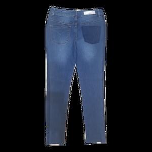 CALVIN KLEIN- ג'ינס כחול משופשף דגם ultimate