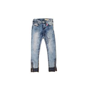 DIESEL- ג'ינס דיזל בנות סקיני סטראץ' כחול בהיר