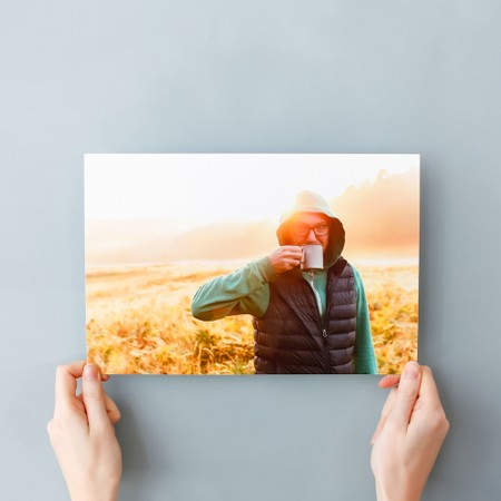 הדפסה איכותית של תמונות עם למינציה