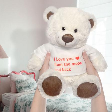 דובי עם לב