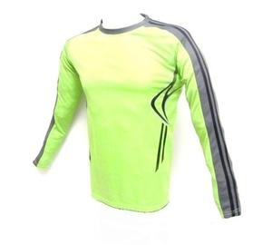 חולצת ספורט אופנתית דרייפיט+לייקרה