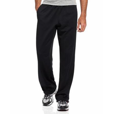 מכנס ספורט ארוך לריצה / ספורט לגבר כיסים עם רוכסנים ובמרקם בד משובח מנדף זיעה ובמבחר מידות