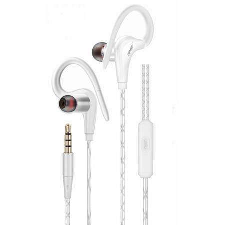 אוזניות איכותיות לשמיעת מוזיקה בשילוב דיבורית מותאם לכל סמארטפון - מעולה לספורט