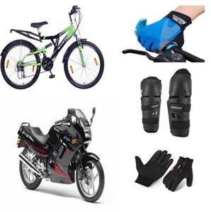 אופניים & אופנוע