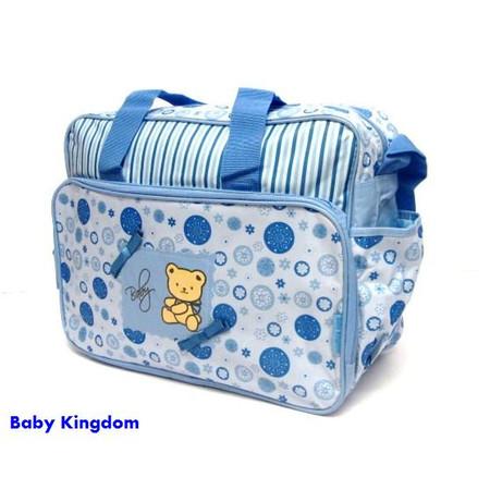 תיק החתלה / לעגלה לתינוק Baby Kingdom