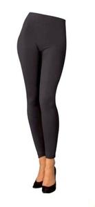 מכנס טייץ טרמי / תרמי איכותי לאישה למידות גדולות - דגם אל תפר לגזרה נוחה ביותר