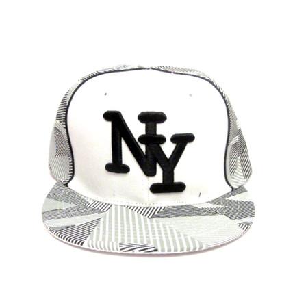 כובע בסגנון ראפ NY