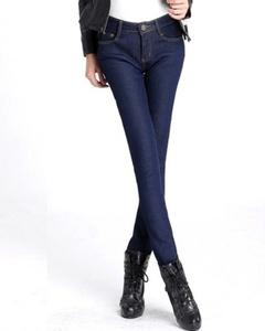 מכנס טייץ ג'ינס משובח וברמת נוחות גבוה למידות