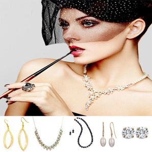 עגילים ותכשיטים