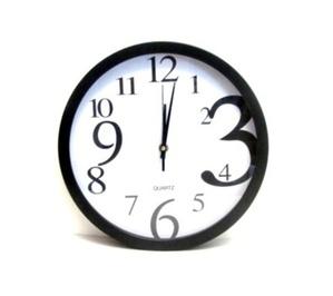 שעון קיר מרשים לבית ולמשרד