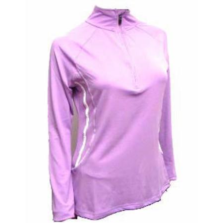 חולצת ספורט מעוצבת לנשים דרייפיט+לייקרה - דגם משבוח