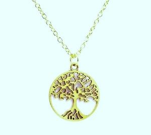 תליון עץ החיים +שרשרת איכותית גולפילד