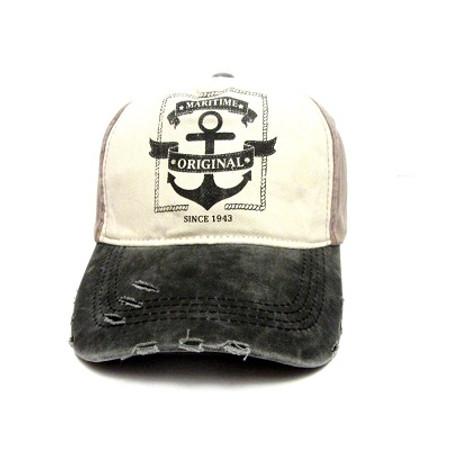 כובע מצחיה אופנתי וסטייליסטי מכותנה משובחת - מבחר גוונים ודגמים Original