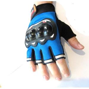 זוג כפפות מקצועיות לרוכבי אופניים / אופנוע / אופניים חשמליים להגנה בנפילות