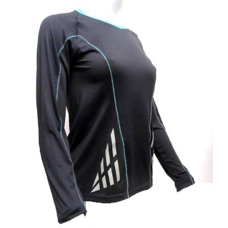 חולצת ספורט מעוצבת לנשים דרייפיט +לייקרה מנדפת זיעה ובמבחר מידות וצבעים