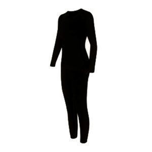 ביגוד תרמי לקור קיצוני - לאישה מכנס + חולצה לבידוד מקור קיצוני