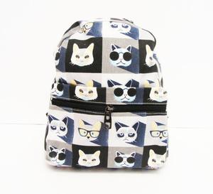 תיק גב איכותי לגן ילדים עם דמויות חתולים