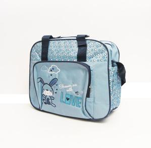 תיק החתלה  איכותי/ תיק עגלה לתינוק גדול מרווח ושימושי