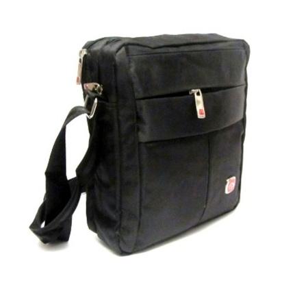 תיק צד לגבר שימושי למסמכים / נסיעות / טאבלט