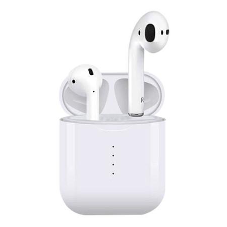 זוג אוזניות אלחוטיות דגם משובח X9S-TWS לשמיעה איכותית ומסנן רעשים מתקן טעינה - טכנולוגיית Bluetooth