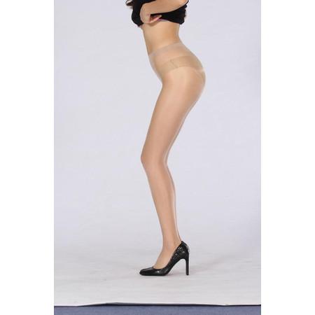 גרביון איכותי לאישה בצבע שחור / שקוף 40 דיינר