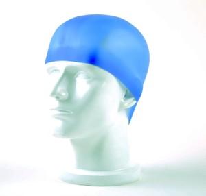 כובע שחיה לנערים / גברים 100% סיליקון - דגם אל תפר