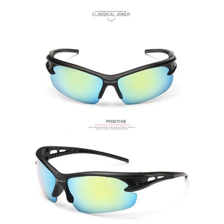 משקפי רכיבה / ספורט מסננות קרינה 400UV