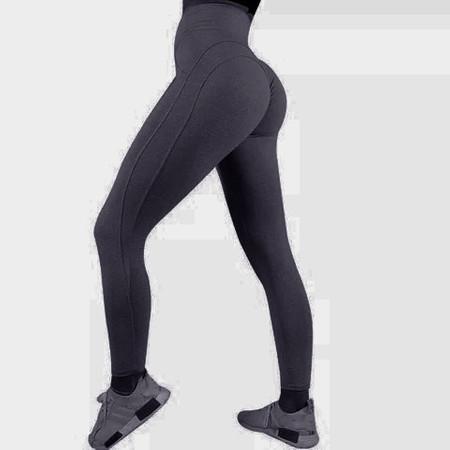 טייץ ספורט לאישה מחטב בטן תחתונה וישבנים לגזרה מחמיאה