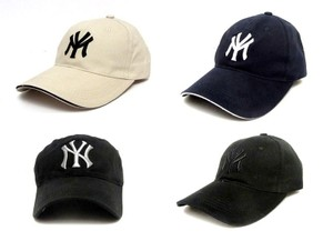 3 כובעי יאנקיז NY איכותיים ואופנתיים - במבחר צבעים שונים