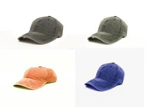 3 כובעי מצחיה אופנתיים מכותנה משובחת דגם חלק ואופנתי UNISEX STYLE