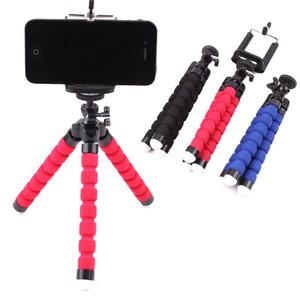 חצובה קומפקטית ונוחה לשימוש לכל סוגי הסמארטפון - עם רגליות מתכווננות