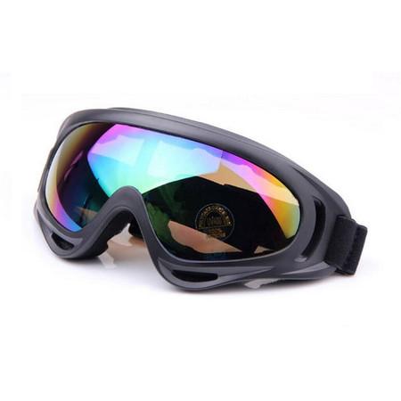 משקפי סקי גוגל מקצועיות מסננות קרינה 400UV ומונעת אדים