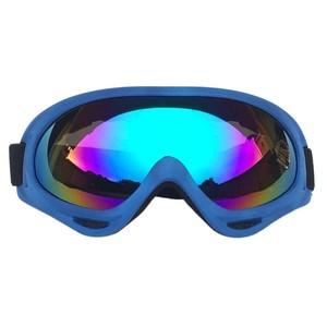 משקפי סקי / גוגל לסקי - מסנן קרינה 400UV ומונע אדים