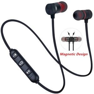 אוזניות אלחוטיות בלוטות' מגנטיות מעולה לספורט - שמיעות סטיראו