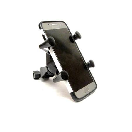 מעמד / תומך סמארטפון לאופניים / אופניים חשמליים אופנוע - חזק ואיכותי 4 ראשים