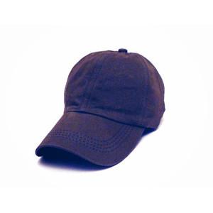כובע אפנתי מכותנה איכותית מראה חלק דגם UNISEX