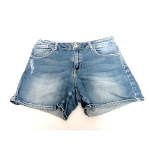 מכנס ג'ינס קצר לאישה נוחיות מרבית לקיץ חם תואם מידה L