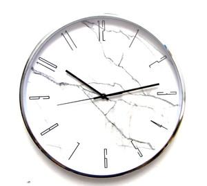 """שעון קיר גדול קוטר 40 ס""""מ ומרשים לבית ולמשרד"""