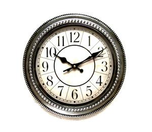 שעון קיר מרשים במראה ענתיק לבית / משרד