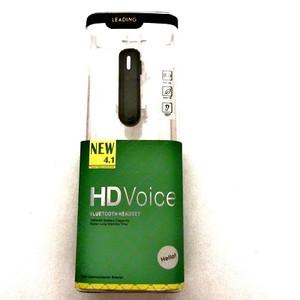 דיבורית / אוזניה אלחוטית Bluetooth לכל סמארטפון HD VOICE