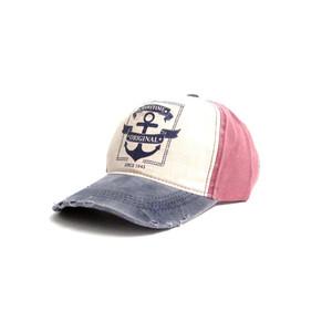 כובע מצחיה אופנתי מנדף זיעה בשילובי צבעים מיוחדים
