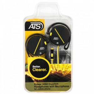 אוזניות איכותיות מעוצבות מעולה לפעילות ספורט - ATS Xclear